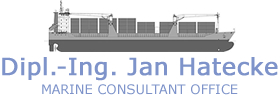 Dipl.-Ing. Jan Hatecke, Marine Consultant Office